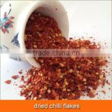 Top Quality wholesale Dried Red Hot Chilli Flakes
