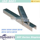 Tianjin Taibo GA 21 80 series 8008J gs staple gun staples
