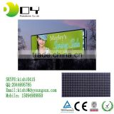 Full color piexel 10mm outdoor led digital billboard price/P10 outdoor advertising electronic screen