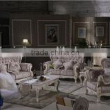 french style lovers sofa / top louis xv french furniture L366