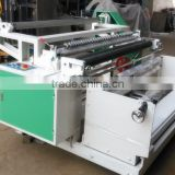 High Precision bias fabric tape slitting machine,non woven fabric slitting rewinding machine