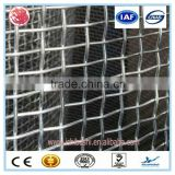 Black Wire Iron Wire Cloth / Epoxy Coated Wire Mesh (free sample )