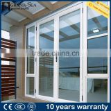 Standard size aluminum alloy profiles for used doors and windows