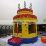 Lovely PVC Inflatable Bounce House Combo Commercial Jumping Castles for Rent / Hire