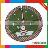 "Christmas Decoration RT11A-8672A 28"" Tree skirt"
