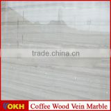 Grey wood vein marble price