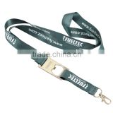 20mm Polyester lanyard with full colour print on both sides, metal bottle opener