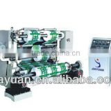 JFQ-C Vertical Automatic Slitter/Label Slitter/Roll Slitter, For Slitting BOPP/PET/CPP/CPE/PVC/PE/Foil Paper