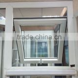 PVC Top hung window with Retractable screen