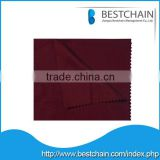 Bordeaux red high quality knitted fabrics Uv antistatic