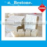 Hot Selling LOVE letter Aromatherapy Candle Wedding Gifts For Guests