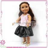 Fashion 18 Inch Doll Plastic Doll Faces