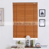 New design thermal insulated bamboo venetian roller blind
