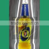 wall mounted bottle shape acrylic LED sign for bar advertising