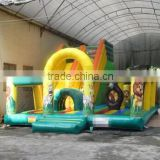 Hot sale for kids animal theme inflatable game inflatable amusement park inflatable fun city inflayable toy inflatable castle