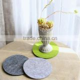 Felt table mat felt flower pot mat