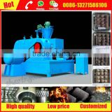Hydraulic iron oxide briquette press machine for export sale