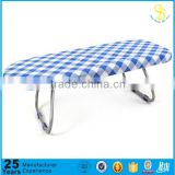 Adjustable Industrial Portable folding ironing board plate cover