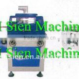 Lollipop die-forming machine