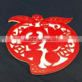 Customized acrylic laser cutting service