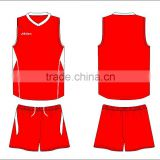 Customlized Basketball uniforms design color white