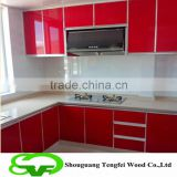 high glossy solid color uv mdf/pb/plywood board/panel/sheet for furniture/kitchen cabinet/wardrobe door/table top/interior wall