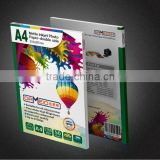 Color Inkjet Photo Paper 250g double sided name card stock matte paper