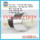 apply for Volvo 740 745 760 780( 2.3L/2.8L) 940 83-95 # 151122 1259519 A/C Low Pressure Switch Sensor