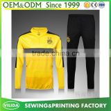 Custom cheap price winter sublimated soccer jersey wholesale grade original kits football uniform