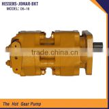 High performance machinery parts gear pump for bulldozer forklift loader excavator D5-16