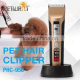 Professional pets supplies dog grooming tool hair clipper