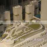 City business circle miniature architectural model maker