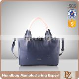 5102- Newest handmade leather bag women's wholesale fashion handbags factory ODM bags