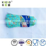 china wholesale printed needle punched nonwoven fabric household strong water-absorbing floor cleaning magic mop rod