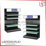 Warehouse commercial display shelves