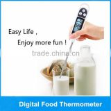 Digital household, water, food, milk, BBQ temperature sensor theory probe food thermometer
