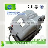 CG-IPL500 Machine for Salon Laser Hair Removal laser hair removal machine for sale skin care facial equipment