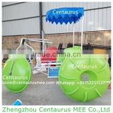 Antirust salt water use 304 stainless steel frames water tricycles with fiberglass wheels with fast delivery