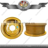 600-12 wheel rim for walking tractor, China 600-16 wheel rim for tire