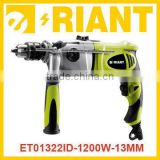 CE/GS/EMC Professional or DIY heavy duty 13mm electric power tools hand hammer rock drill 1200W