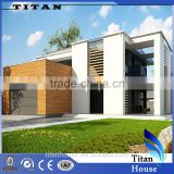 Low Cost Light Steel Prefabricated Residence for Sale