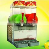 HT2ML Double flavour stainless steel slush machine,Commercail Slush machine for sale