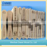 ice cream spoons wooden tea spoons spoon carving with logo