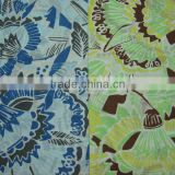 hot sales dress,shirt fabric for ladies wear,garment 100% cotton woven print voile fabric