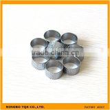 Tailor Material Sewing Metal Round Thimble