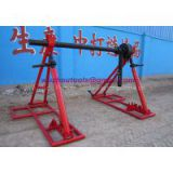 Cable Drum Jacks,supporting of reel,cable pay-off stand