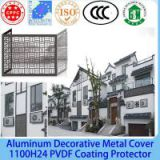 Metal dust protector 1.5P decorative air conditioner cover