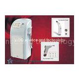 Skin rejuvenation RF beauty machine white color with handle cooling system CE ISO SFDA approval