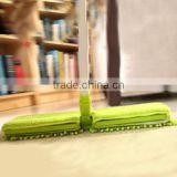 Microfiber double-sided mop making machine two cleaning sides,twist cleaning high water absorbency spin floor mop head
