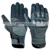 Leather Motorbike Racing Gloves